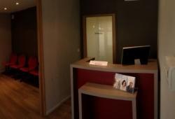 Réception & couloir